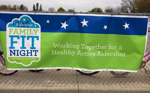 About Active Aldershot